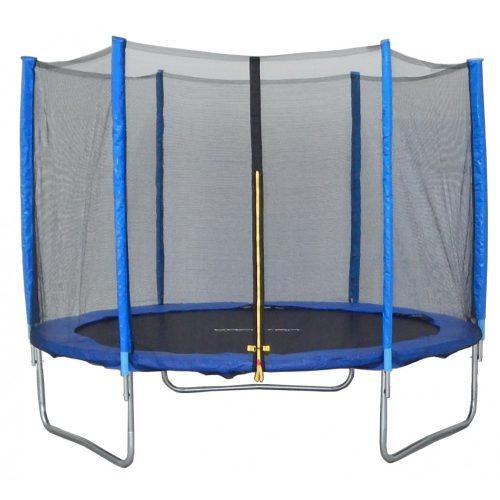 Capetan® Exit 305cm átm. védőhálós trambulin kisgyermekkek magasságához optimalizált