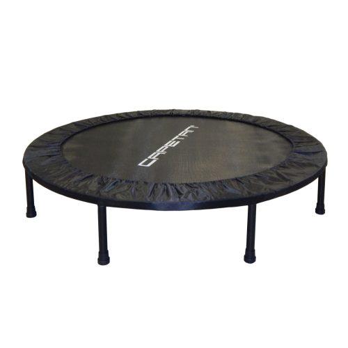 Capetan® Premium Fly 122cm szobai trambulin, 100 kg terhelhetőség orkán rugóvédő