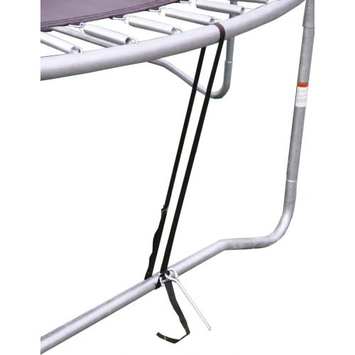 Trambulin rögzítő univerzális horgony szett Capetan Olive 4 db-os készlet minden trambulin modellünkhöz megfelelő fűbe földre rögzítéshez,  használata szükségszerű