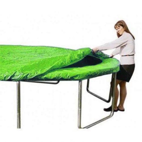 Capetan® 244cm trambulinokhoz Lime Zöld takaróponyva