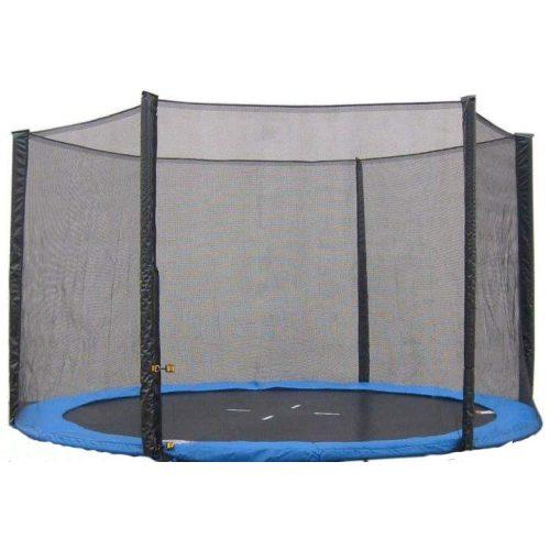 Capetan® 427 cm trambulinokhoz pót védőháló (oszlopok és szivacs nélkül)